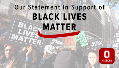 History Department Statement in Support of the Black Lives Matter Movement