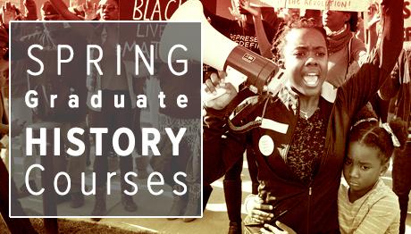 Spring 2021 Graduate Courses