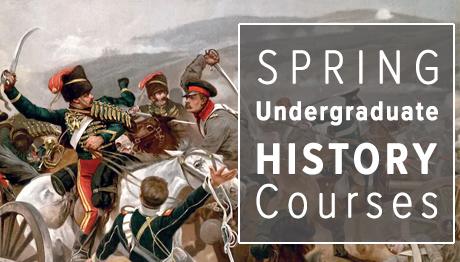 Spring 2021 Undergraduate Courses