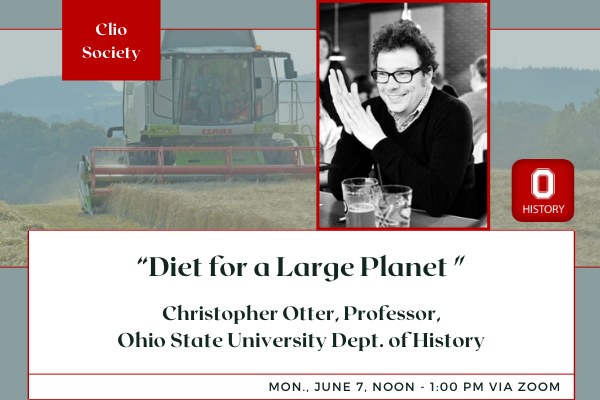 Diet for a Large Planet Talk