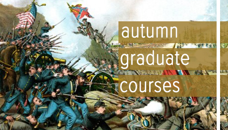 Autumn 2017 - Graduate Course Descriptions