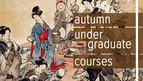 Autumn 2017 Undergraduate Course Descriptions