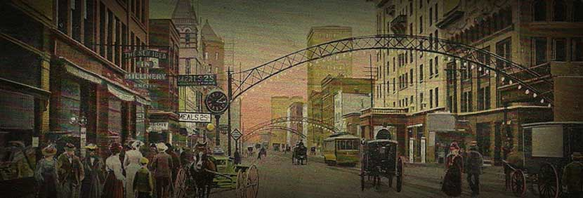 Columbus, Ohio Arches 1905