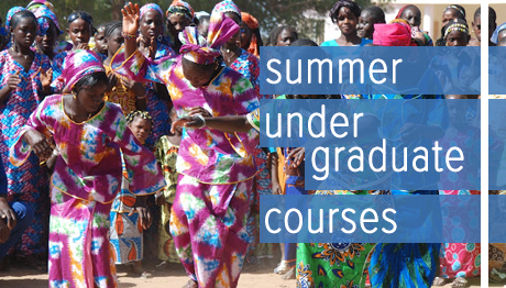Summer 2019 Undergraduate Courses